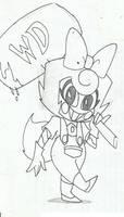 Vivziepop The Winy Doll