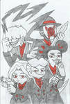 MHA cult of corruption sketch 3