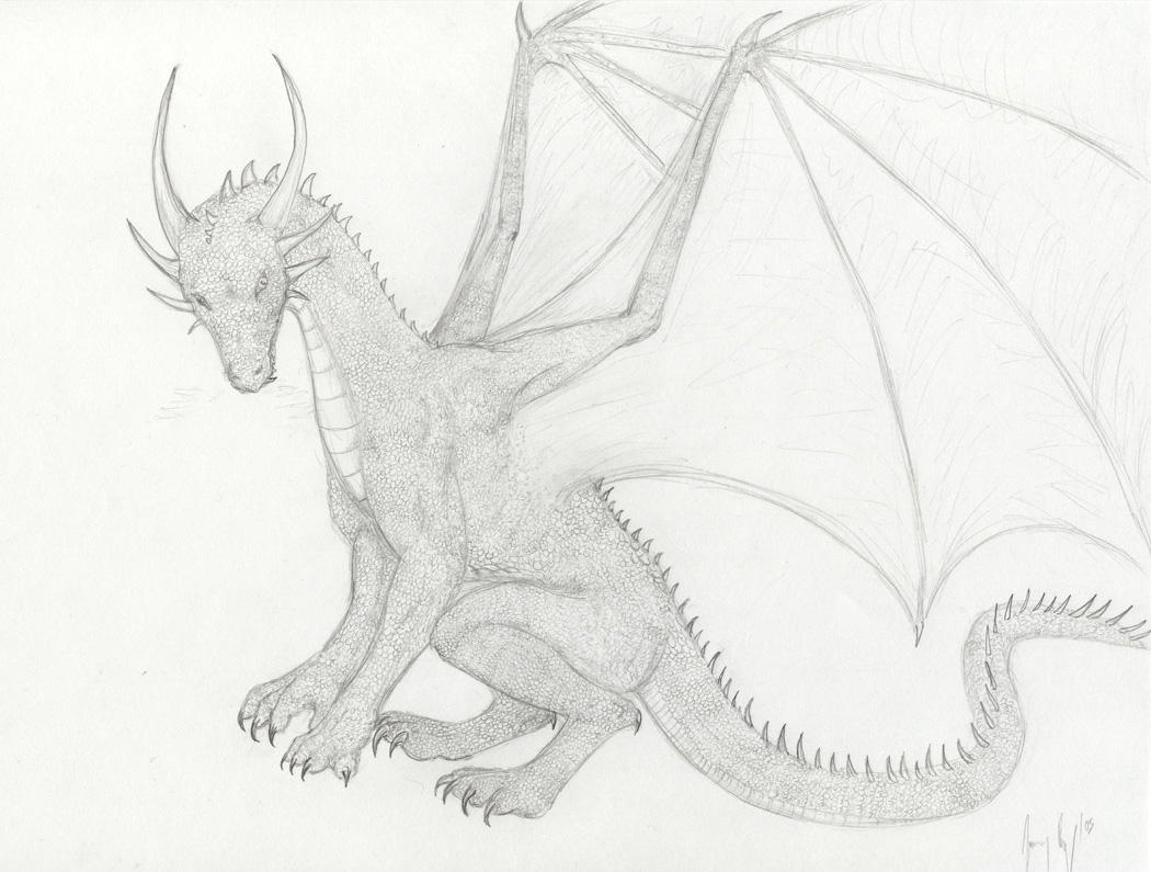 how to draw mythical creatures for beginners