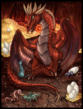 Mother Dragoness