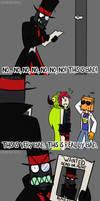 Villainous Comic