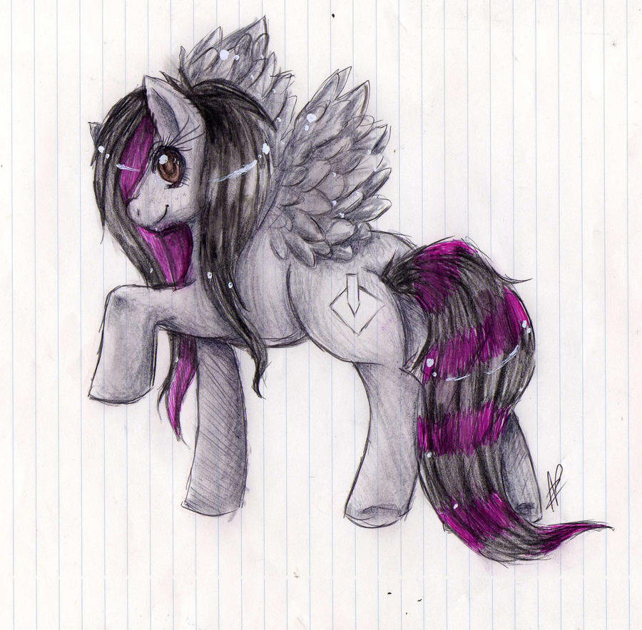 Ponies and ponies and ponies and ponies by MixAlanaPony