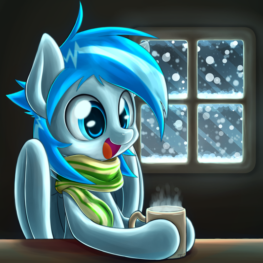 [OC] The winter is not really cold by YoShiMal2u