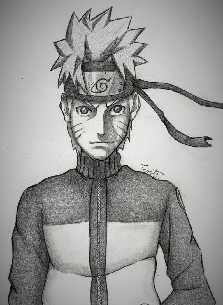 NARUTO SHIPPUDEN: Remastered Naruto by FrostyTK