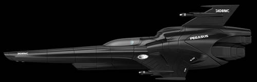 Rear Admiral Cain's Vipers 3 by DraevalAWSA