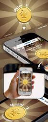 Mazni kunu - mobile design project preview by DraevalAWSA