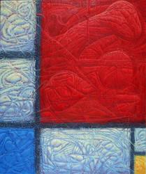 Biomorphic Mondrian 2004 / Atanas Botev