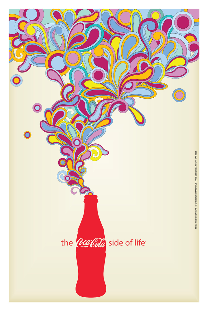 Coca Cola by ronnyyax