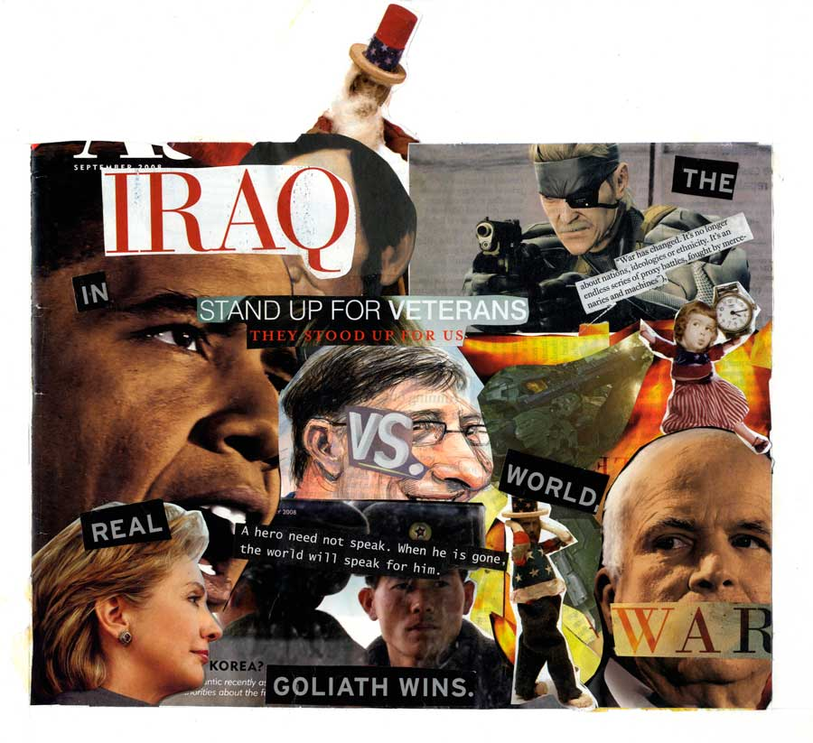 war what is it good By the time you read this, the invasion of iraq may have begun--or it may be over.