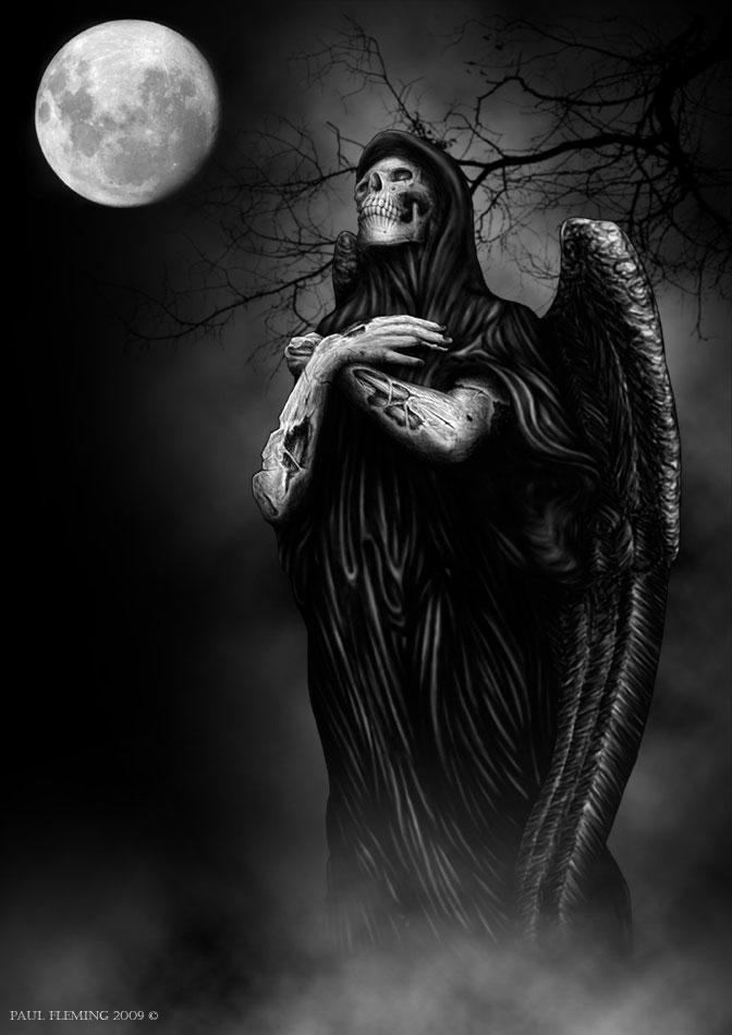 Angel of Death by Oblivion-design on DeviantArt
