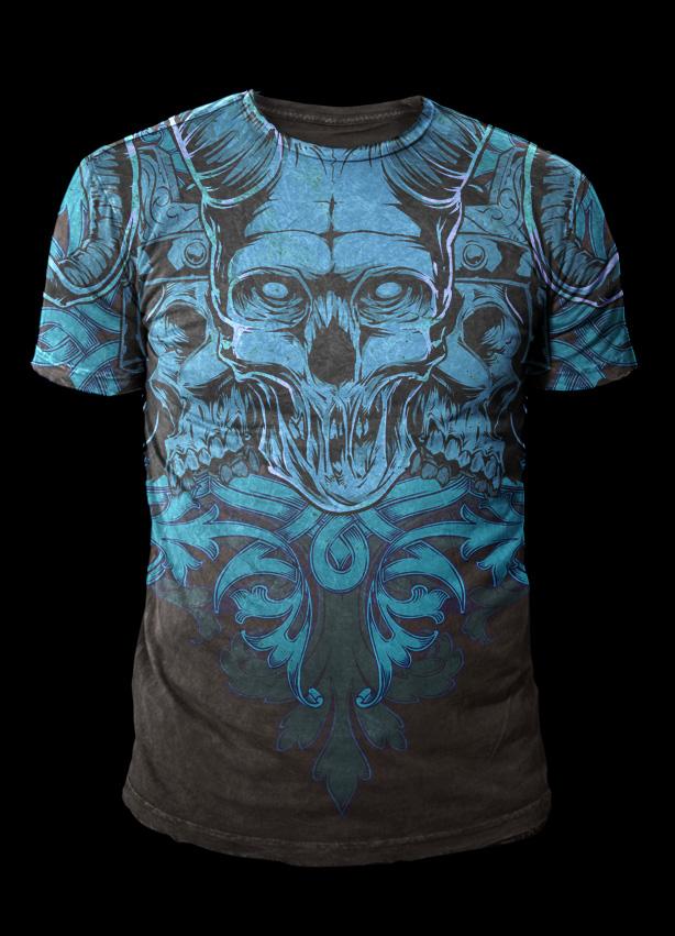 MMA Design - King of Kings by Oblivion-design