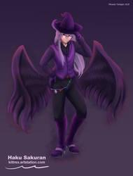 The Demon Witch, Haku Sakuran