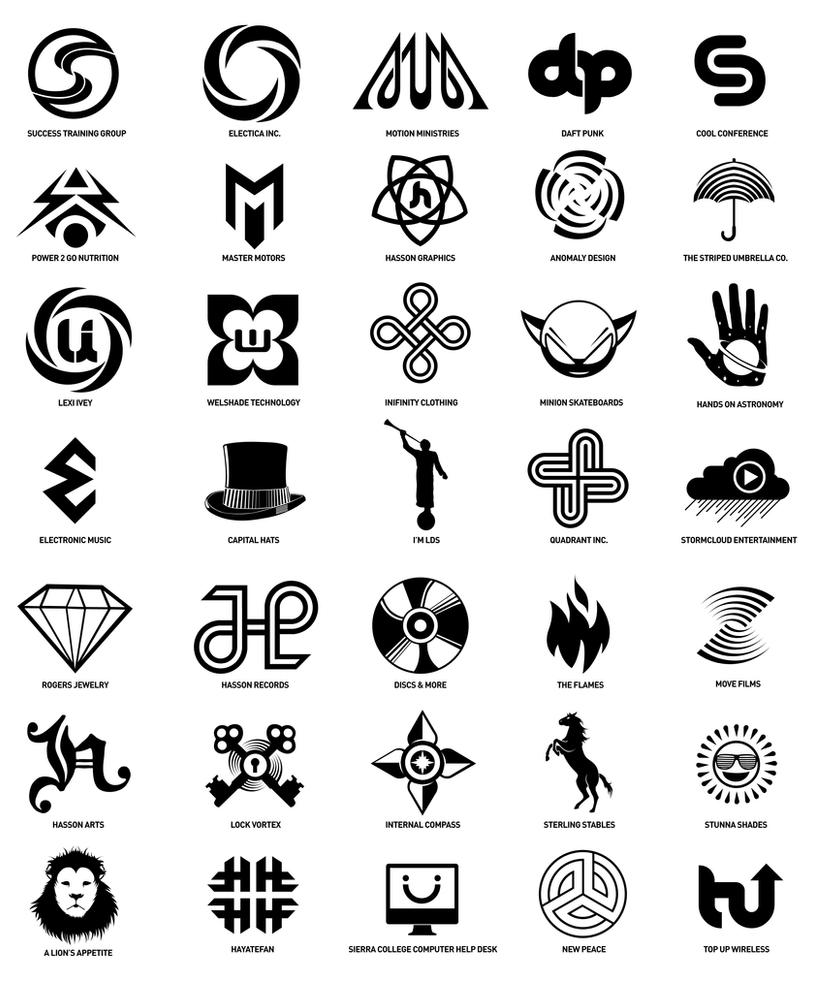 Logos by jhasson
