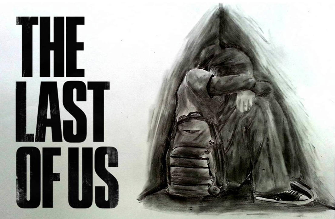 The Last Of Us FanArt-Hurt by zakValkyrie