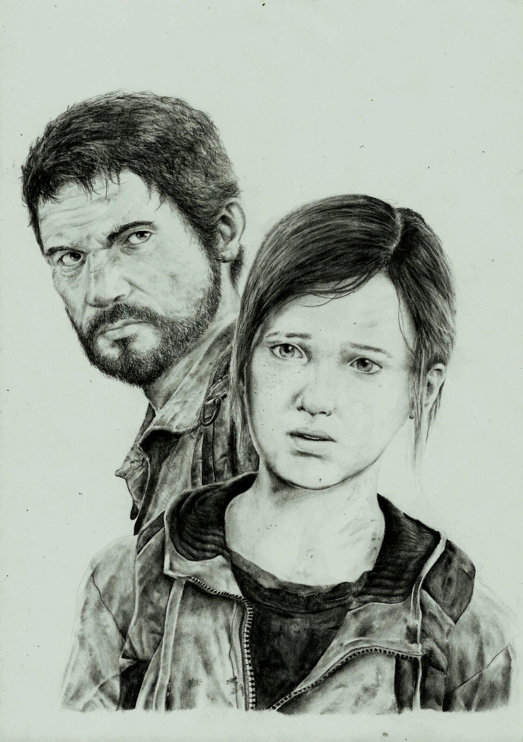 The Last Of Us - Daddy's girl by zakValkyrie