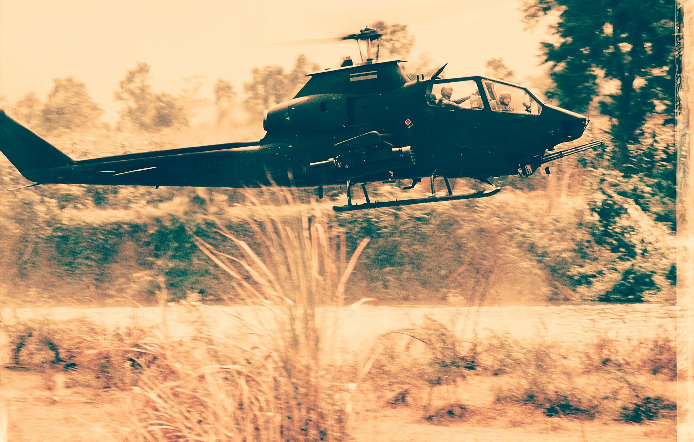 Vietnam AH-1 Cobra by Grabacr96