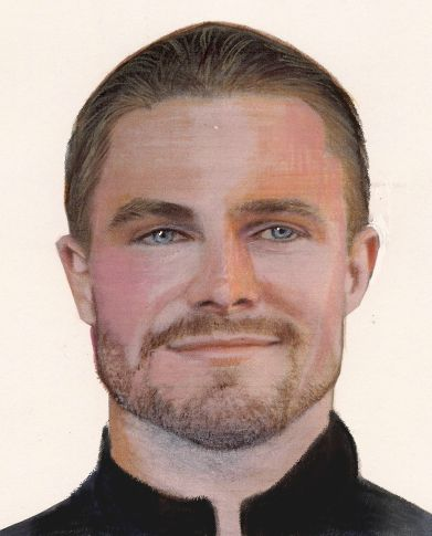 Spec Op Gage Bahasa based on Stephen Amell finish by jagespages
