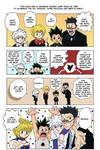 Colorized manga // HXH // by leoriotheoreo