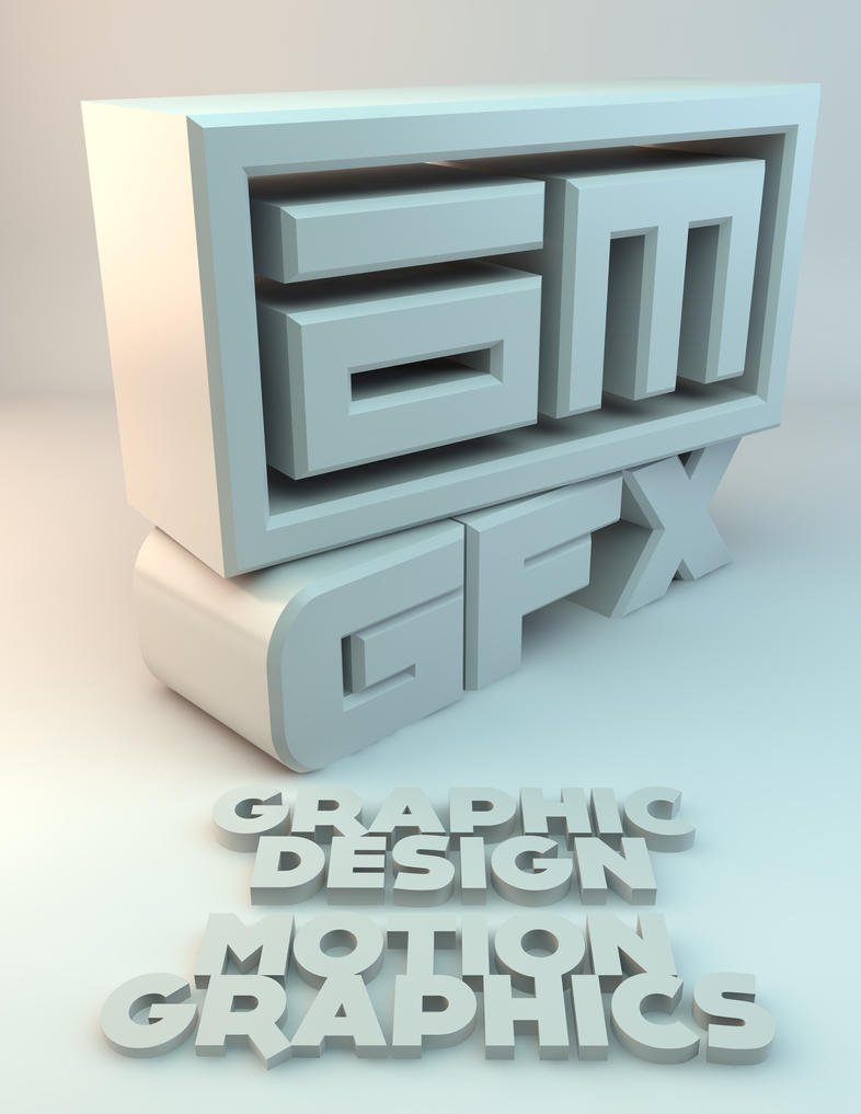 AMGFX 3D Icon by AMGrafixStudio