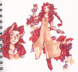 Aerith - Final Fantasy 7