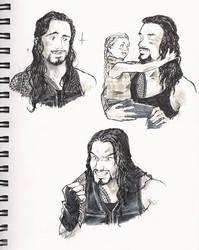 Roman Reigns - WWE