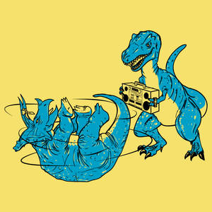 Prehistoric B-boys