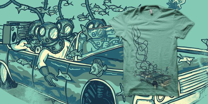 rolling deep v2 shirt by biotwist