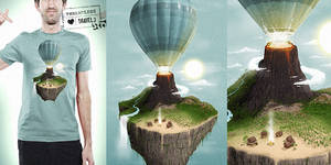 Great Tropical Escape shirt