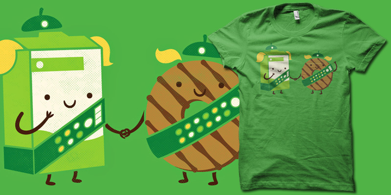 girlscout cookies t shirt by biotwist on deviantart