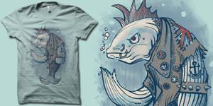 Syd Ficious t-shirt