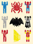 Super Heroic Minimalism II