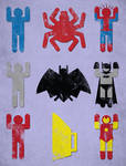 Super Heroic Minimalism Remix