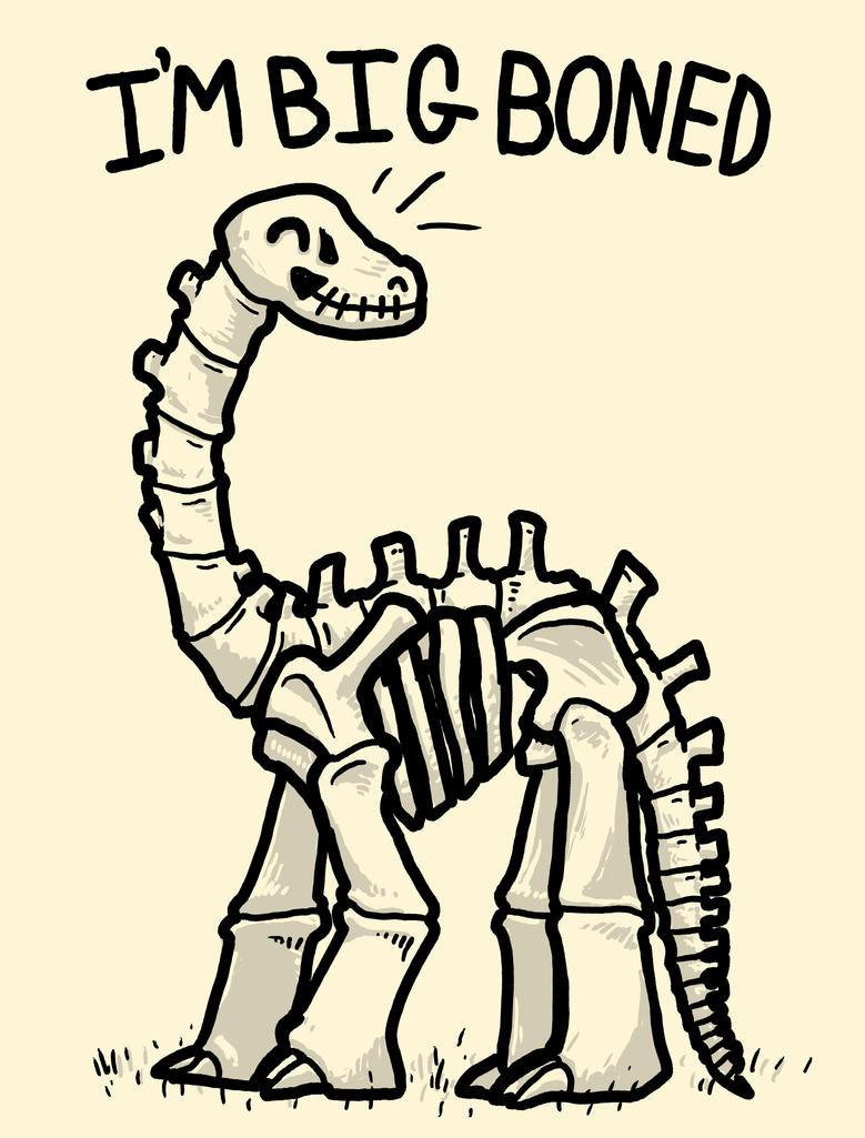 Big Boned by biotwist