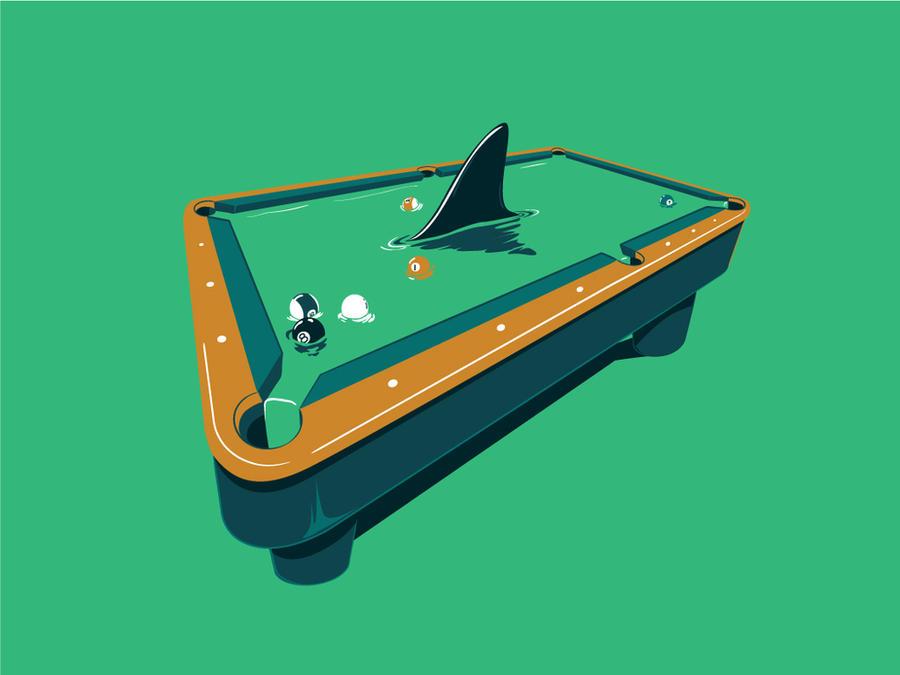 Poolshark by biotwist
