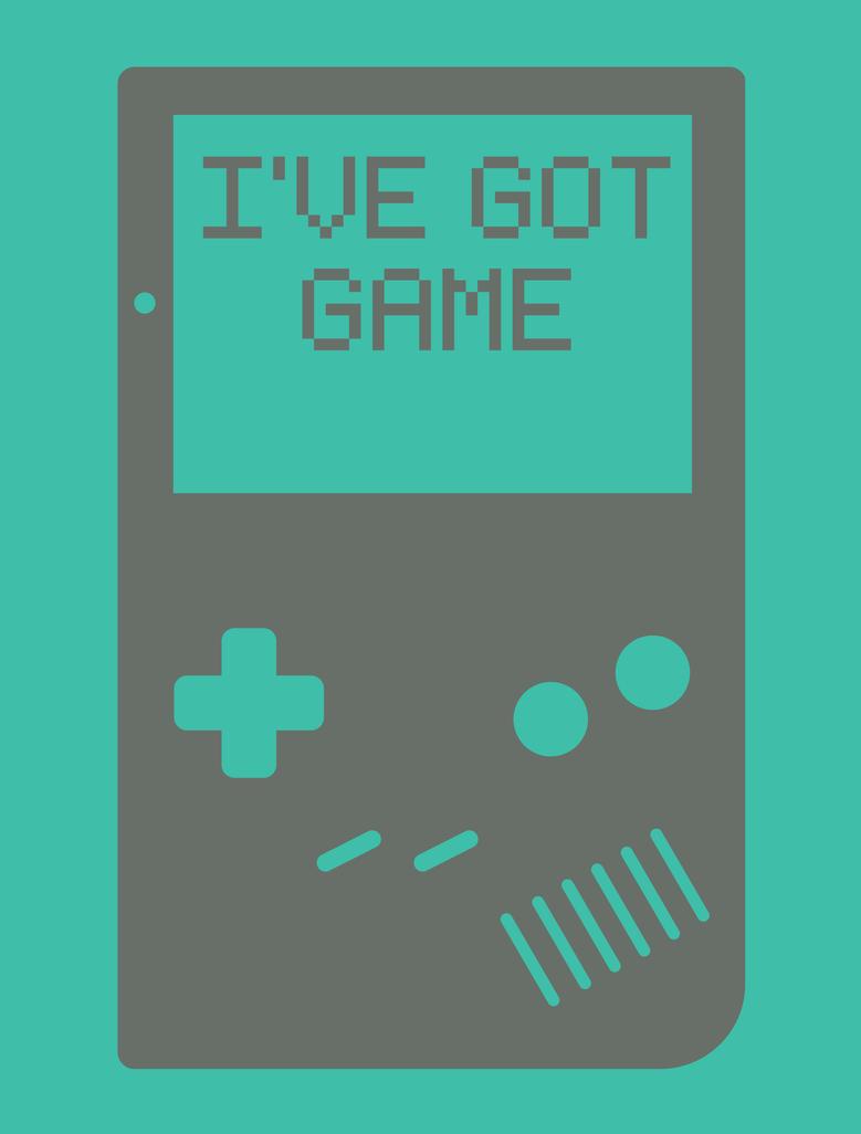 I've Got game, Boy by biotwist