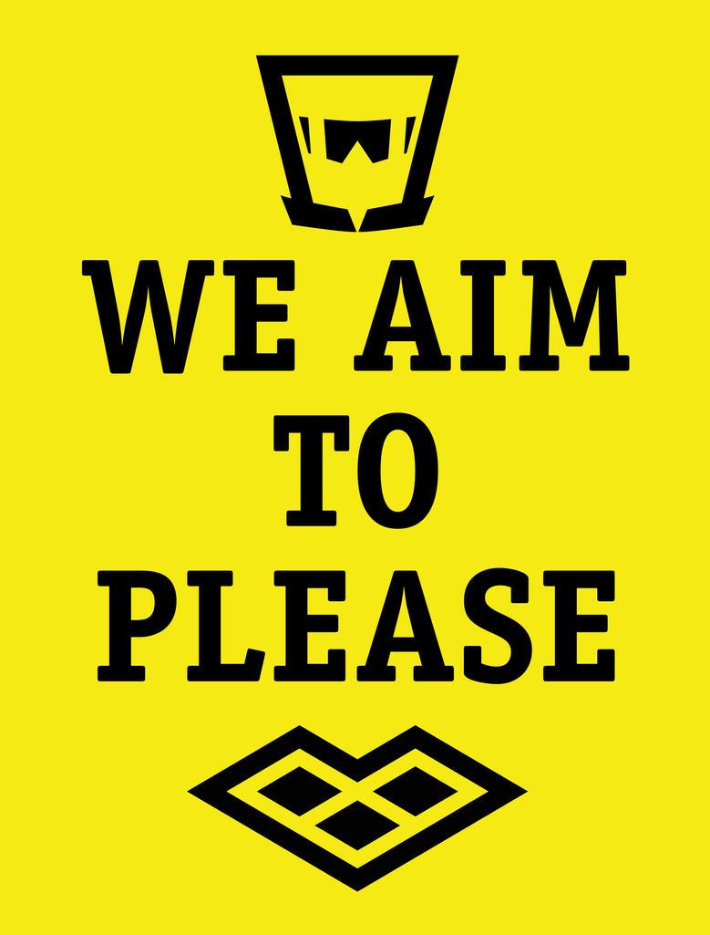 AIM To Please by biotwist