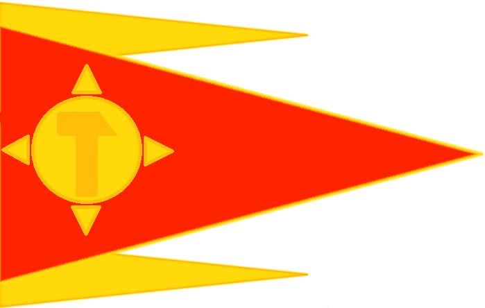 The Flag of the Krsyiji Brmék Onsmifrndé Knstat