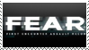 F.E.A.R. Stamp by JourneytoRevenge