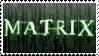 The Matrix Stamp by JourneytoRevenge
