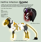 Hellfire Infection: Geode by JourneytoRevenge