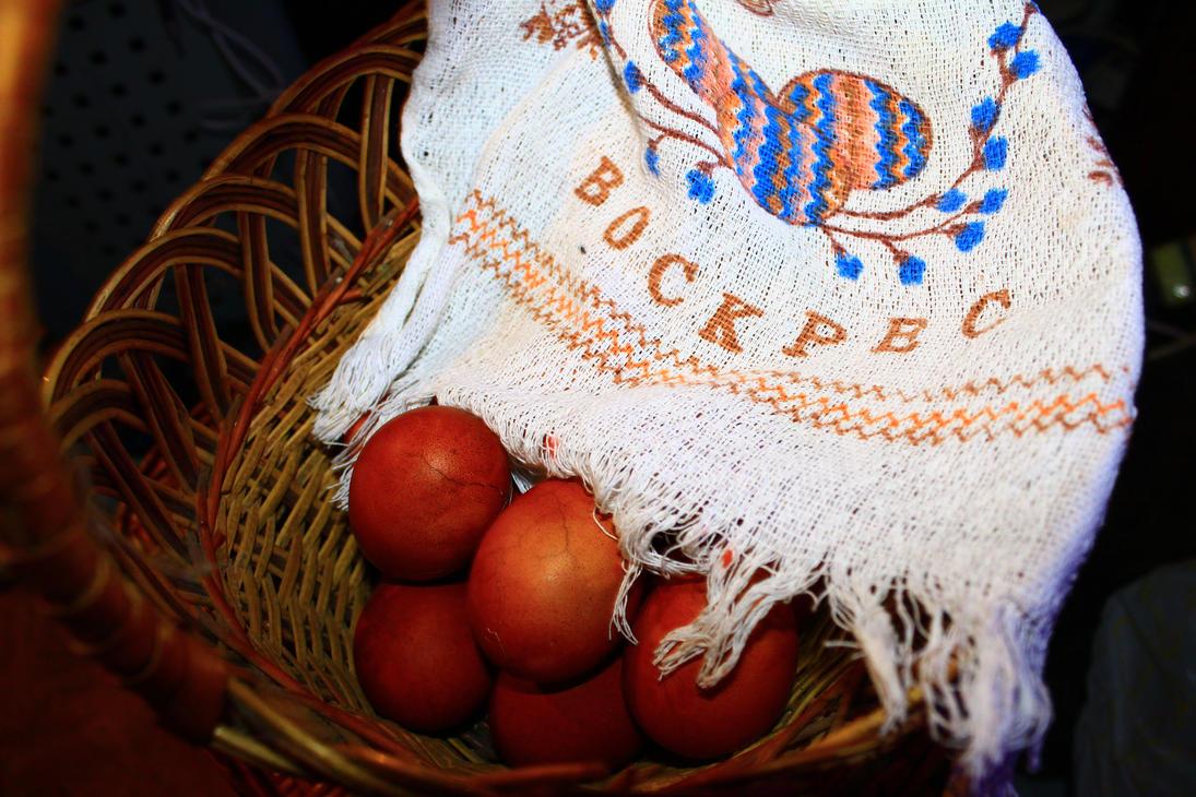 Happy Easter!!!!!!!!!! my dears by stalker034