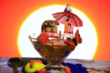 composition summer joyful wonders by stalker034