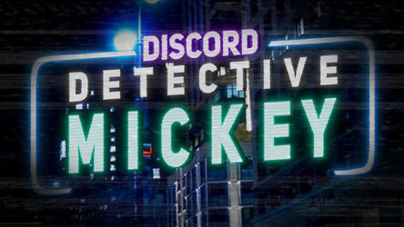 Detective Mickey [Wallpaper] by Photo-NegativeMickey