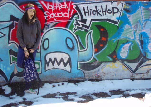 Graffiti by FranE13