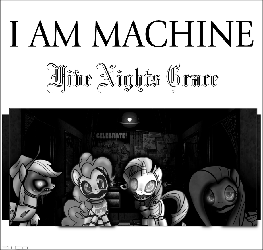 i am machine three days grace