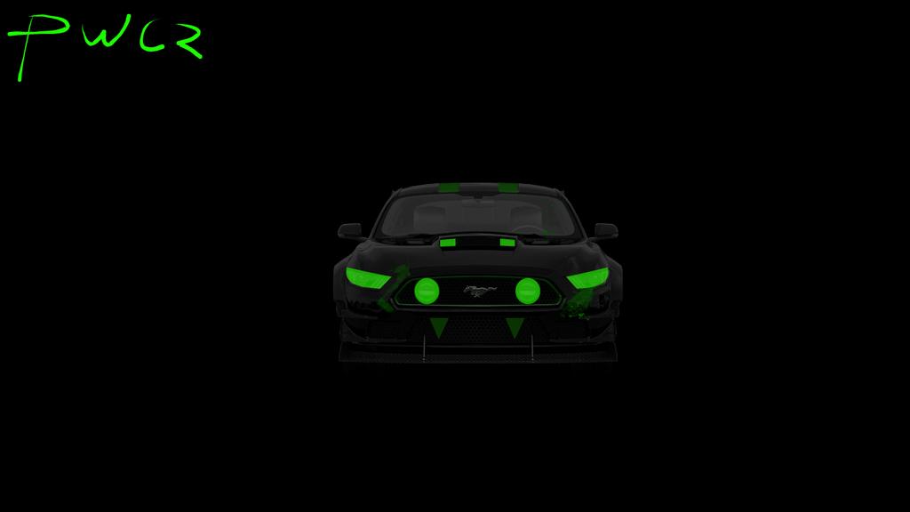Green Beast by PoniesWithCarsRule