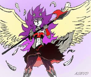 JFMC I Japanese Archangel by ASBYD