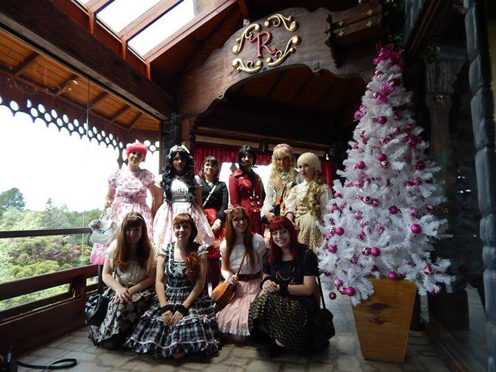 Lolita Christmas Meeting (14/12/14) - 11 by Avantharis