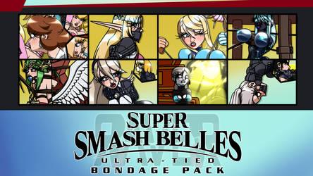 Super Smash Belles: Ultra-Tied Bondage Pack by Raver1357