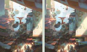Dock Bazaar - stereo by artbytheo